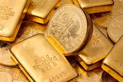 goldbarren und Goldmünzen verkaufen Berlin