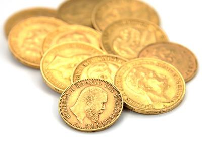 Alte deutsche Goldmünzen