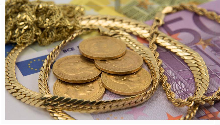 goldankauf berlin sofort Bargeld diskrete Abwicklung