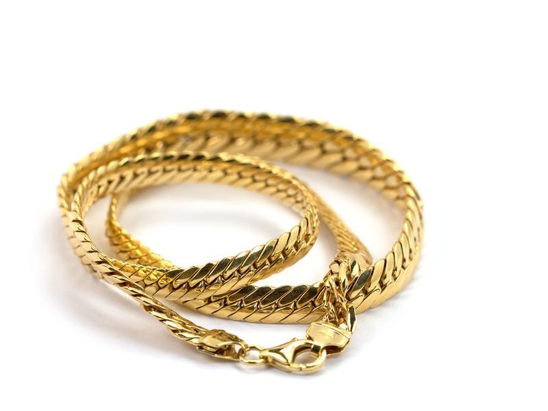Gebrauchte Goldkette, Fotolia©M. Schuppich