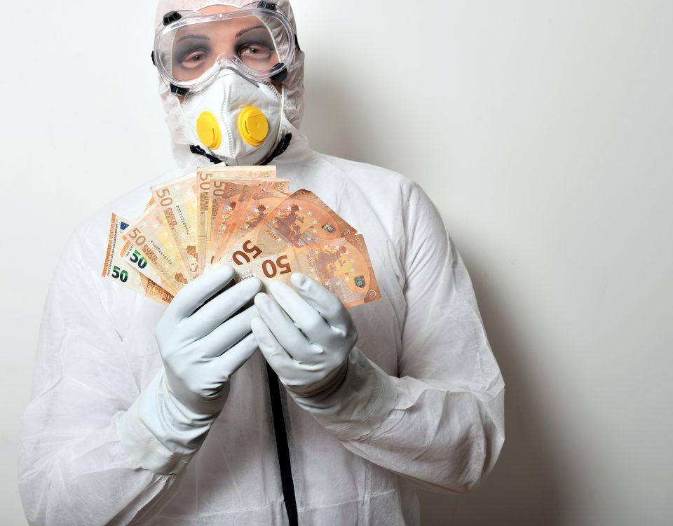 CORONAVIRUS Einkommensausfall – Lösung Pfandleihhaus